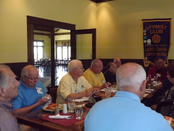 Laurel Canyon Optimist Club Meeting
