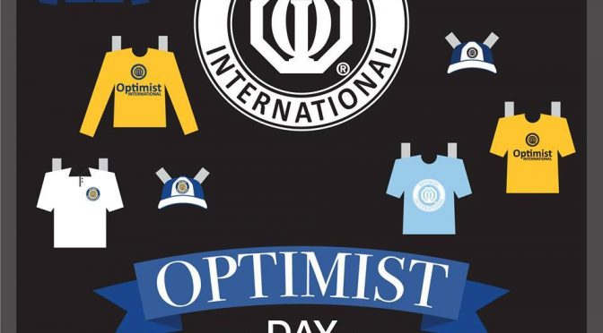 Optimist Day is February 1st!